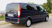 Transport for 7-8 passengers